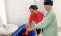 Thiếu nước sạch, bệnh viện cho bệnh nhân nhẹ về nhà