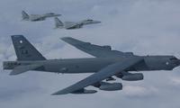 Những chiếc máy bay B-52 của Mỹ. Ảnh: Không quân Mỹ