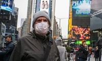 New York đang trở thành một trong những tâm điểm dịch lớn của thế giới. Ảnh: Reuters.