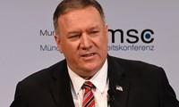 Ngoại trưởng Mike Pompeo. Ảnh: CGTN