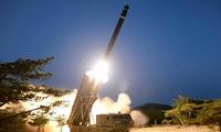 Lộ diện bộ 3 hệ thống tên lửa hàng đầu của Triều Tiên