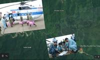 Hơn 50 giờ tìm kiếm, giải cứu nạn nhân ở Rào Trăng 3 và trạm kiểm lâm 67