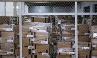 THẾ GIỚI 24H: Mỹ phát hiện 126 vali chứa phiếu bầu bị bỏ quên trong hầm