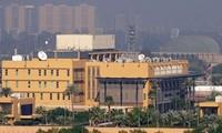 Đại sứ quán Mỹ tại Iraq. Ảnh: FBC