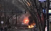 THẾ GIỚI 24H: Nổ rung chuyển thành phố ở Mỹ ngày Giáng sinh, 20 tòa nhà hư hại