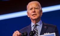 Ông Biden phát biểu hôm 28/12. Ảnh: Reuters.