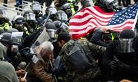Vụ bạo động diễn ra tại Điện Capitol hồi đầu tháng này dấy lên nhiều lo ngại cho chính quyền Biden. Ảnh: Getty
