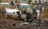 THẾ GIỚI 24H: Rơi máy bay quân sự tại Nigeria, toàn bộ quân nhân thiệt mạng