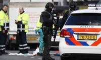 Cảnh sát Hà Lan xác nhận vụ nổ do con người gây ra. Ảnh: AA.