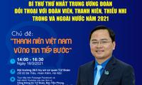 Gương mặt trẻ Việt Nam tiêu biểu đặt câu hỏi và hiến kế cho Đoàn