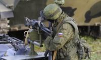 Binh sĩ quân đội Nga.