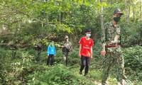 Khởi tố đối tượng đến tâm dịch Bắc Ninh đón người, tổ chức vượt biên sang Trung Quốc