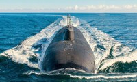 Tàu ngầm Nga với 'ngư lôi ngày tận thế' khiến người Mỹ lo sợ