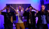 Nhóm nhạc Mỹ hát 'Ghen Cô Vy', nâng cao nhận thức chống Covid-19 tại quê nhà