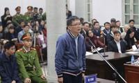 Bị cáo Trịnh Xuân Thanh bị đề nghị tù chung thân.