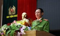 Bộ Công an nói gì về tin đồn khởi tố tướng Phan Văn Vĩnh?