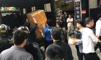 Cận cảnh khám xét chuỗi cửa hàng Nhật Cường mobile