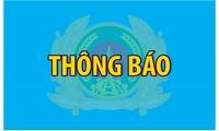 Khám xét khẩn cấp đối với hai cán bộ UBND TP Hà Nội