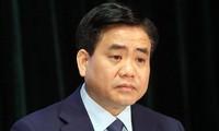 Đề nghị truy tố ông Nguyễn Đức Chung và đồng phạm về tội chiếm đoạt tài liệu mật