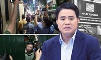 Truy tố cựu Chủ tịch UBND TP Hà Nội Nguyễn Đức Chung