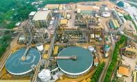 Nhà máy chế biến khoáng sản tại mỏ đa kim Núi Pháo.