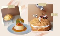 """Đắm chìm trong """"bữa tiệc bánh ngọt"""" tại vương quốc tí hon độc đáo của bếp trưởng người Ý"""