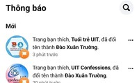 Loạt fanpage trường ĐH lớn ở TP.HCM bị tấn công, trường dạy IT nhưng vẫn bị hack Facebook?