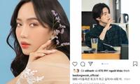 Diệu Nhi tiết lộ lý do không thả bình luận vào tài khoản Instagram của Lee Dong Wook