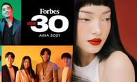 """Châu Bùi khiến fan tự hào vì được góp tên trong danh sách """"30 Under 30 Asia"""" của Forbes"""