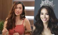 """Tập 6 """"Road To Miss Universe"""": Nghi vấn Á hậu Hoàng My """"đá xéo"""" Hoa hậu Phạm Hương"""