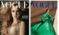 Đừng tìm Adele của ngày xưa nữa, giờ cô đã là gương mặt trang bìa của bộ đôi tạp chí Vogue