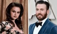 """Thực hư tin đồn Selena Gomez hẹn hò với """"Đội trưởng Mỹ"""" Chris Evans đang náo loạn Twitter"""