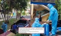 """ATM Oxy giao """"hơi thở"""" tận nhà bệnh nhân ở TP.HCM, netizen tặng thuốc hạ sốt giữa mùa dịch"""