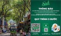 """Đường sách TP.HCM dự kiến mở cửa trở lại vào ngày 9/10, giới trẻ lên lịch """"check-in"""""""