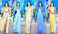 Top 5 Người đẹp Thể thao và Top 5 Người đẹp Du lịch của Hoa Hậu Việt Nam 2020 đã lộ diện
