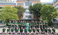 """Lớp học """"chuẩn 5 sao"""": 32 học sinh cùng đỗ trường chuyên, 4 thủ khoa khối chuyên"""