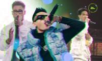 """Chung kết """"Rap Việt"""": G.Ducky, Gonzo, Lăng LD xứng danh """"người chơi hệ lyrics"""""""
