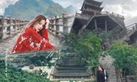 Du Xuân đầu năm tại ngôi chùa lớn nhất Việt Nam, phong cảnh yên bình và đẹp như một thước phim điện ảnh