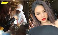 Trước khi khóa Facebook, Jolie Nguyễn từng vướng nhiều thị phi khi tham gia showbiz