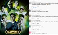"""""""Rap Việt"""" lên sóng nhận về """"cơn mưa lời khen"""", leo lên #3 Trending khi chưa đầy 1 ngày"""