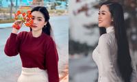 """Hoa hậu Việt Nam 2020: Như Quỳnh - """"đả nữ"""" Judo có nét đẹp mong manh của """"nàng thơ"""""""
