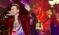 """Tranh cãi nghi vấn Binz hát nhép, rap """"Bigcityboi"""" trước mặt bé gái trong quán bar"""
