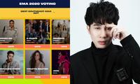 """Jack đại diện Việt Nam góp mặt tại đề cử giải """"MTV Europe Music Awards 2020"""" (MTV EMA)"""