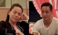 """Hàng loạt sao Việt """"bật khóc"""" cùng Hồ Ngọc Hà trước màn cầu hôn bất ngờ của Kim Lý"""