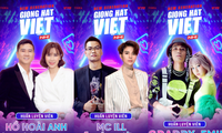 Netizen phấn khích khi nhà BigDaddy - Emily ngồi ghế huấn luyện viên Giọng hát Việt nhí