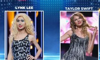 """Hóa thân thành Taylor Swift, Lynk Lee nhận """"cơn mưa gạch đá"""" vì """"biến hình"""" quá tệ"""