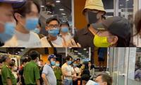 """Loạt sao Việt mang """"món quà"""" bất ngờ đến gặp nam gymer xúc phạm vợ chồng nghệ sĩ Chí Tài"""