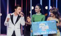 """""""Gương Mặt Thân Quen"""": Lynk Lee thắng nhất tuần, Hải Đăng Doo hóa thân thành MC Trấn Thành"""