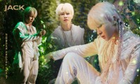 """MV """"Đom Đóm"""" lên sóng: JACK gây thương nhớ với tóc bạch kim, visual thăng hạng"""