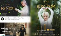"""""""Đom Đóm"""" vượt qua """"Chúng Ta Của Hiện Tại"""" chiếm No.1 Top trending YouTube Việt Nam"""